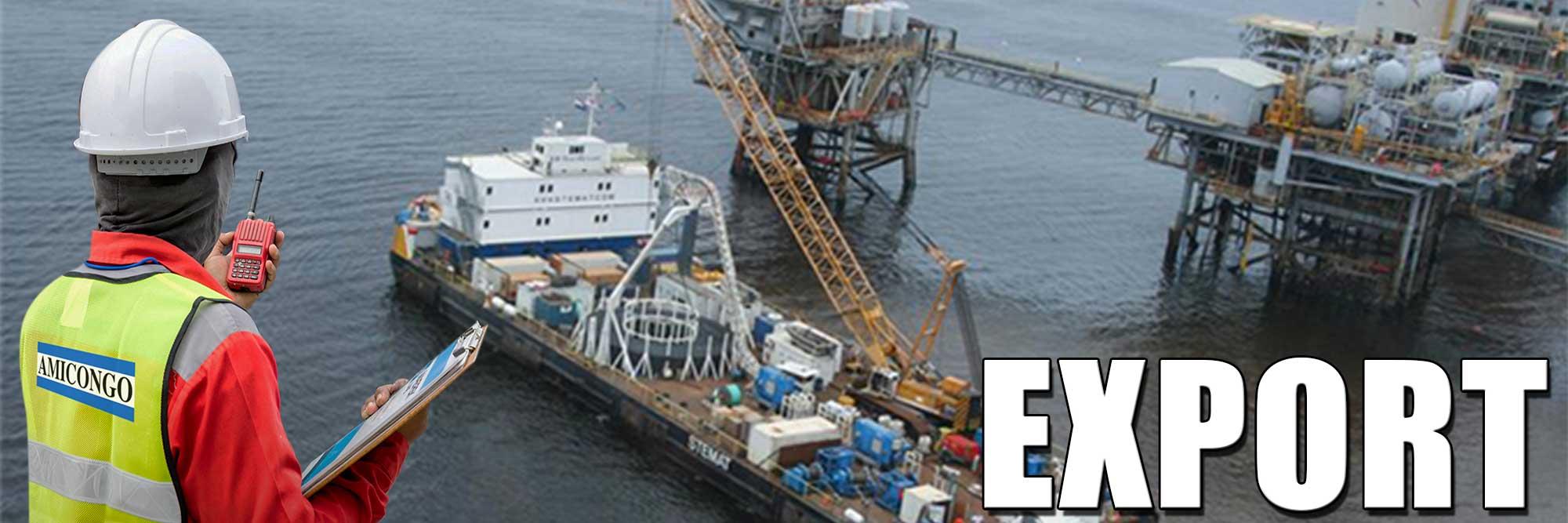 Permalien vers:Agent Maritime des transporteurs pétroliers à l'EXPORT en RDC