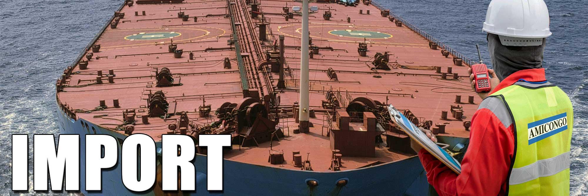 Permalien vers:Agent Maritime des transporteurs pétroliers à l'IMPORTATION en RDC.